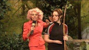 SNL Hunger Games Spoof