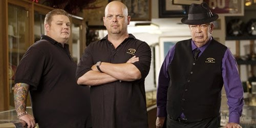 History Channel Restores Gift Fire-Damaged Gift To 'Pawn Stars' Boss