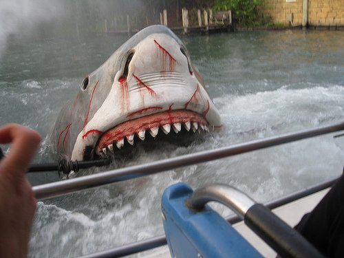 Universal Studios To Officially Close 'Jaws' Attraction