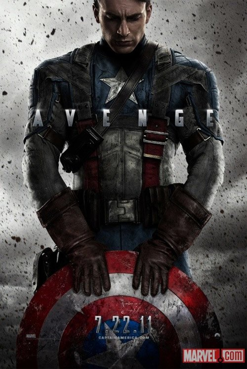 Full 'Captain America' Trailer Hits (Watch it Here)