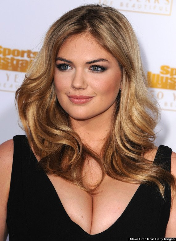 Kate Upton Won't Slim Down for Her Wedding