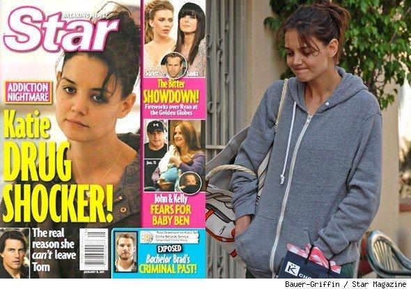 Katie Holmes Sues Star Magazine for $50 Million