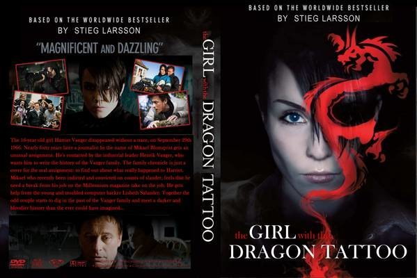 'The Girl With The Dragon Tattoo' To Become A Graphic Novel