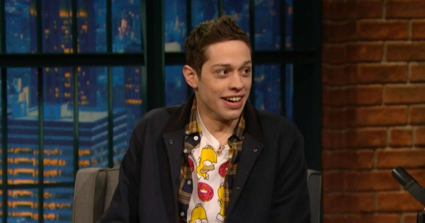 Pete Davidson Has to Cover Up Tattoo of Ex-Girlfriend