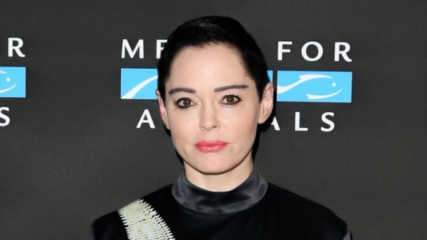 Rose McGowan Booted from Twitter After Attacks on Afflecks