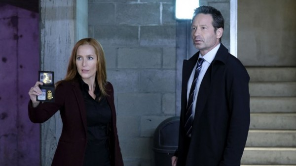 Gillian Anderson Is Quitting 'X-Files' and 'American Gods'