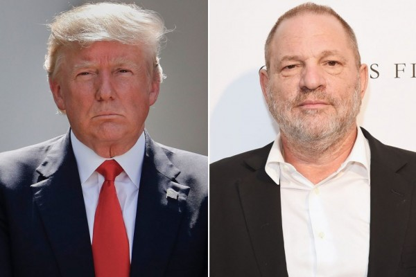 Former New Yorker Editor Compares Harvey Weinstein to Donald Trump