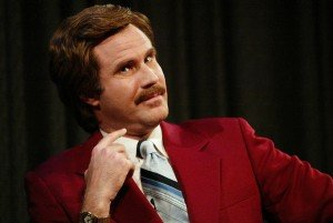 Will Ferrell 'Anchorman 2'
