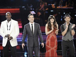 The Voice Season 2 Finale Contestants
