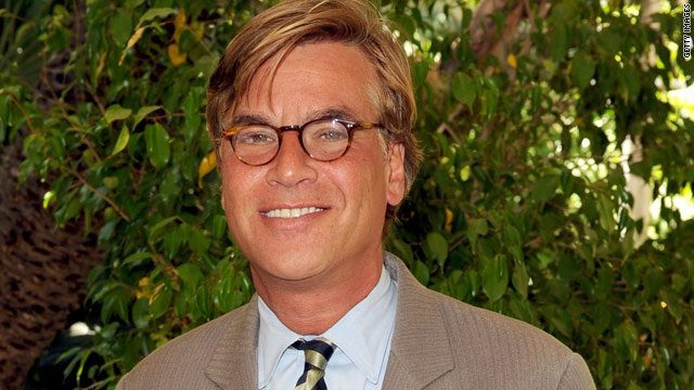 How Creative Writing Broke Aaron Sorkin's Nose