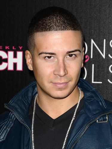 VIDEO: Vinny from 'Jersey Shore' Flaunts a New Accent, Busts Out Some Shakespeare