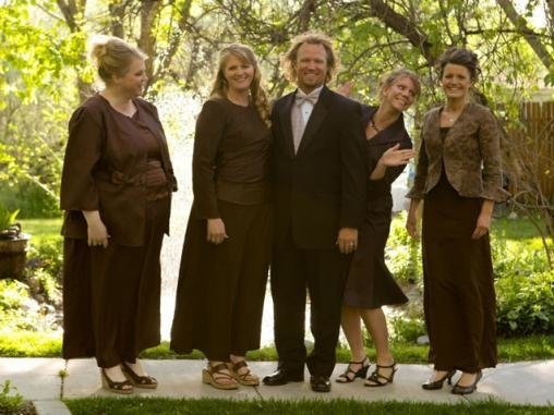 Kody Brown, Star of TLC's 'Sister Wives', Allegedly Wants More Wives
