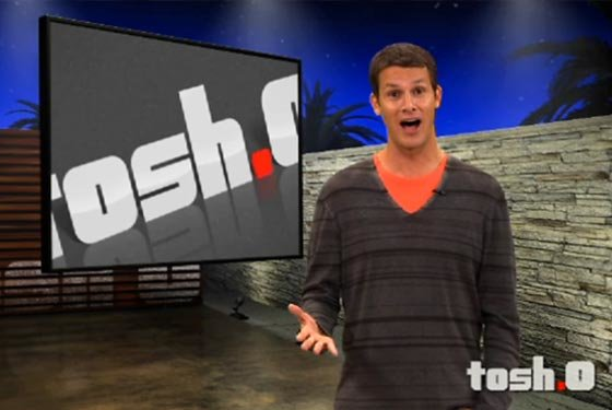 Tosh.0 Season 3 Episode 3 - Redemption for the Ice Cream Truck Guy