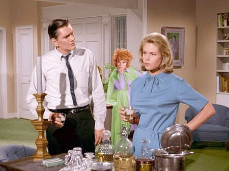 CBS Planning Remake of Classic 'Bewitched' TV Series...Is 'Harry Potter' to Blame?