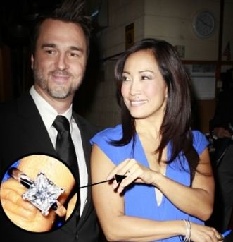 He Put a Ring On It! 'Dancing With The Stars' Judge Carrie Ann Inaba Gets Engaged on 'Live With Regis and Kelly' (Video)