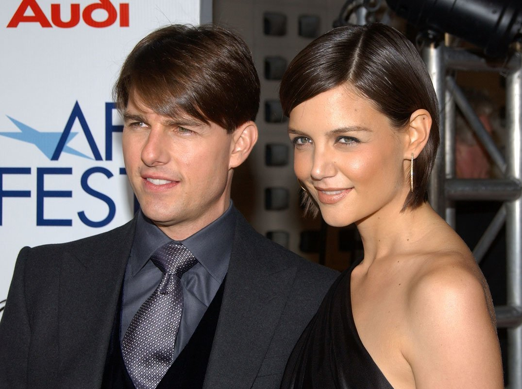 'Rock of Ages': Katie Holmes Throws Tom Cruise a Surprise Birthday Party
