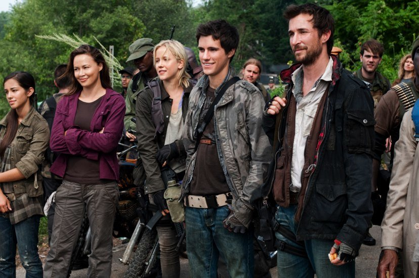 Episode  'Falling Skies' Season 1, Episodes 1 and 2 - 'Live and Learn' and 'The Armory' Recap