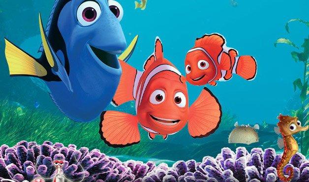 Disney Announces Four More 3D Re-Releases Including 'Finding Nemo'