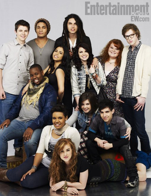 'The Glee Project' Contestants Announced - See Them Here!