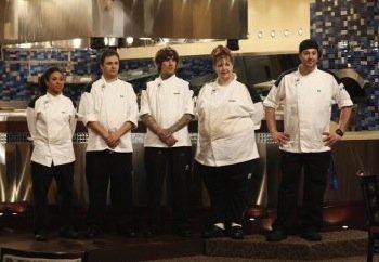 'Hell's Kitchen' Season 9, Episode 13 Recap - '5 Chefs Compete'