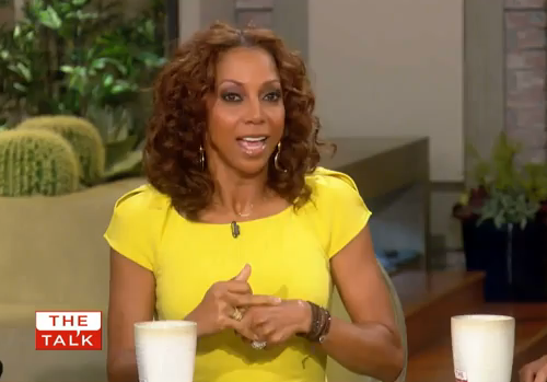 Holly Robinson Peete Gets Booted From 'The Talk'
