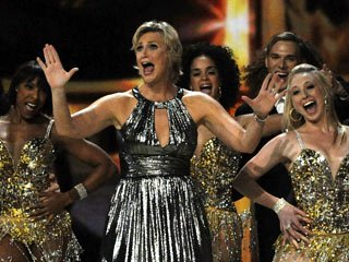In Case You Missed It: Jane Lynch's Emmy-Opening Skit