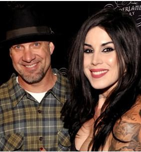 Jesse James and Kat Von D Engaged!