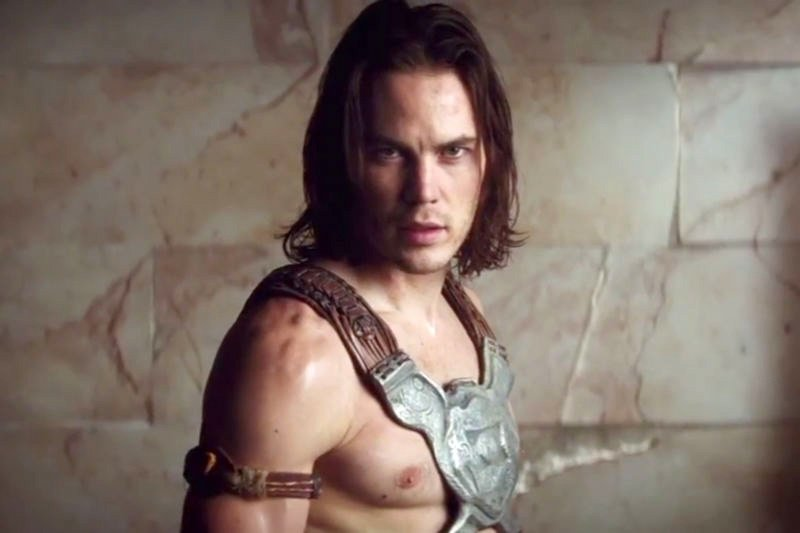 Watch the Full Trailer for the 'Avatar'-esque 'John Carter' with Taylor Kitsch