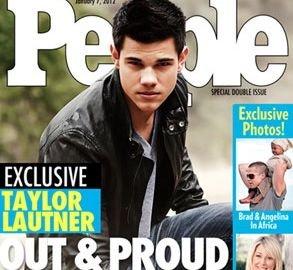 Taylor Lautner: Victim of a Big Gay Hoax