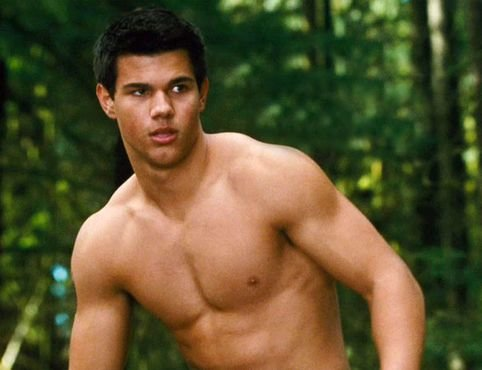 Team Jacob: Watch Two Minutes of Taylor Lautner Action From 'Breaking Dawn'