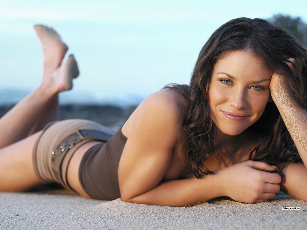 Hobbit Hottie: Evangeline Lilly to Play an Elf in 'The Hobbit: An Unexpected Journey'