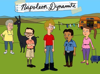 Preview Fox's Two New Animated Shows: 'Napoleon Dynamite' and 'Allen Gregory'