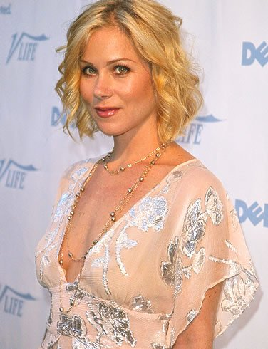 Christina Applegate Has New Baby Girl Named Sadie Grace