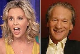 Bill Maher and Elisabeth Hasselbeck's Cat Fight Continues