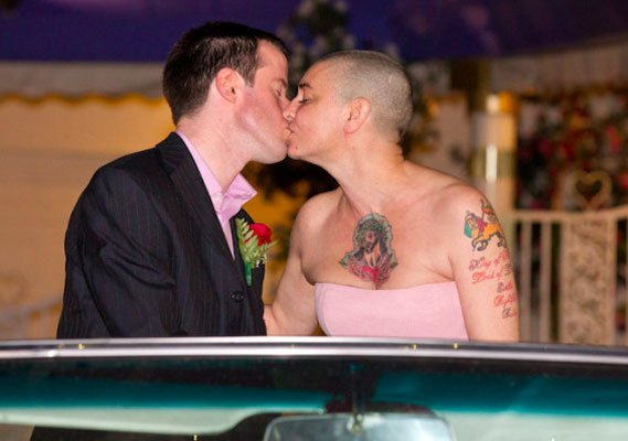 Quicker Than a Kardashian, Sinead O'Connor Ends Her Marriage