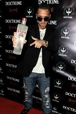 Anyone Else Feel Queasy? Jersey Shore's 'The Situation' Peddles Protein Vodka