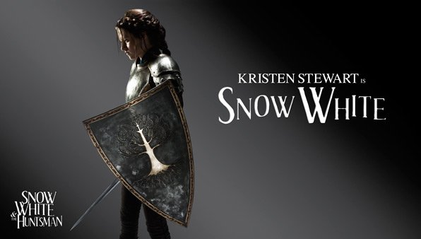 Watch the New Trailer for Kristen Stewart's 'Snow White and the Huntsman'