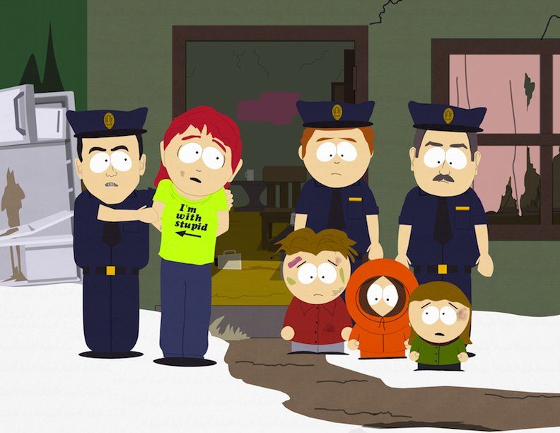 'South Park' Season 15 Final Episode- 'The Poor Kid'