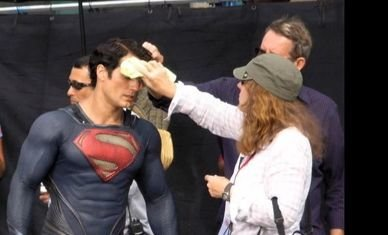 The New Superman: See Detailed New On-Set Photos of the 'Man of Steel'