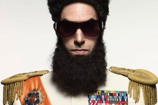 Watch the Trailer for the New 'Borat,' Sacha Baron Cohen's 'The Dictator'