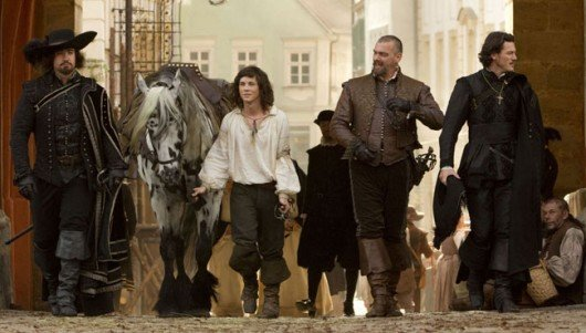 'The Three Musketeers' Preview Evokes Thoughts Of 'A Disney Stunt Show'