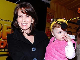 Tina Fey Has New Baby Girl Named Penelope Athena