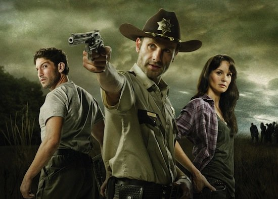 Zombie New Year's! AMC to Marathon 'The Walking Dead' on NYE