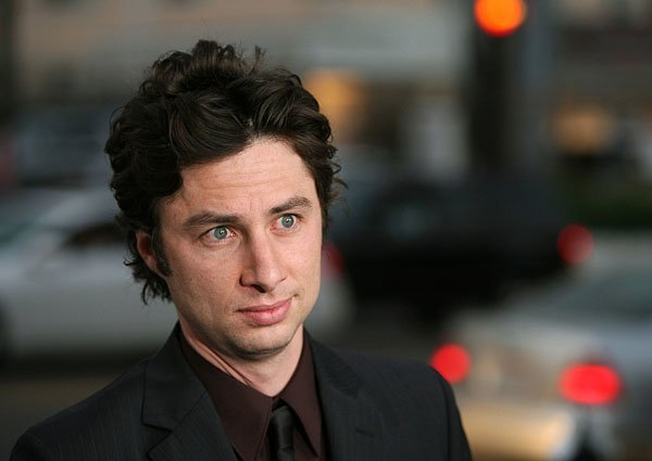 Zach Braff Cast in 'Oz: the Great and Powerful'