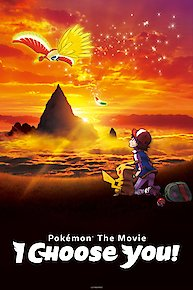 Pok�mon the Movie: I Choose You!
