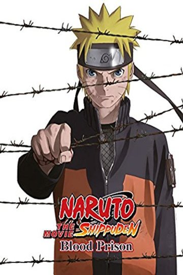Naruto Shippuden the Movie 5 - Blood Prison
