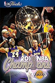 2010 NBA Champions: Los Angeles Lakers