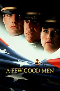 Watch A Few Good Men Online Full Movie From 1992 Yidio