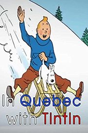 In Quebec with Tintin