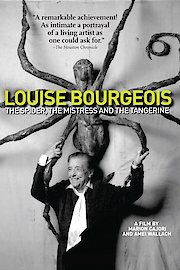 Louise Bourgeois The Spider, the Mistress & the Tangerine